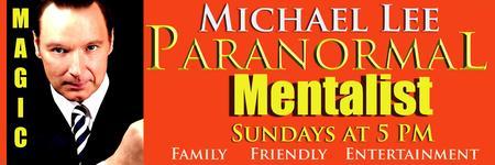 MICHAEL LEE / PARANORMAL