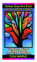 Arbor Day Art Fest .............. Music, Wine Tasting...