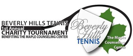 Beverly Hills Tennis 1st Annual Charity Tournament...