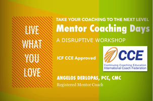Mentor Coaching Days 2016 (5th intake)