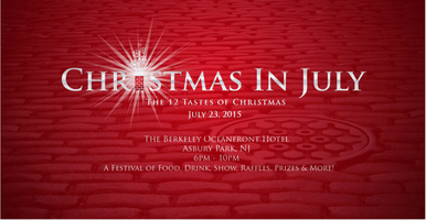 Christmas In July: The 12 Tastes of Christmas!