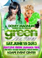 LIVE FROM JAMAICA TIFA./Dovey Magnum Green N Anything...