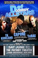 Def Comedy Jam All Stars - Call 609-638-7596 for Tickets or...