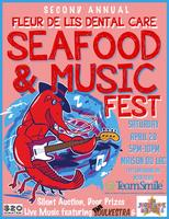 2nd Annual Fleur de Lis Dental Care Seafood&Music...