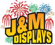 J&M Displays Inc. logo