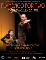 FLAMENCO FOR TWO - Flamenco Happy Hours