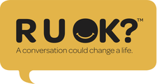 R U OK?  logo
