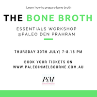 The Bone Broth Essentials Workshop