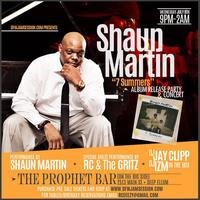 July 8th Shaun Martin #7Summers Album Release...
