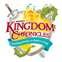 2013 Toddler VBS: The Kingdom Chronicles