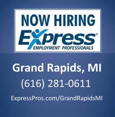 Express Employment Professionals Grand Rapids logo