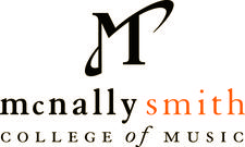 McNally Smith College of Music  logo
