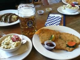 GPSG's Hofbräuhaus 2015 Welcome Back Happy Hour