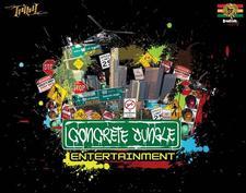 Concrete Jungle Entertainment  logo