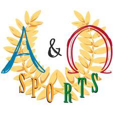 Alpha & Omega Sports logo