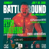 BATLEGROUND PPV PARTY Hosted by HOT 97's PETER...
