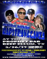 The Core Presents: Memorial Weekend Rapstravaganza at Prophet...