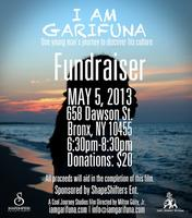 I Am Garifuna Fundraiser