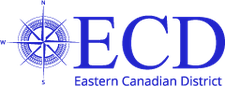 Eastern Canadian District of the C&MA logo