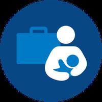 Working & Breastfeeding - Cranberry/Seven Fields