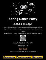 Caribbean Spring Dance Party