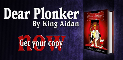DEAR PLONKER! (The Book)