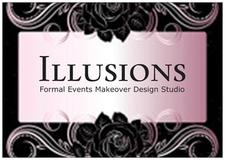 Illusions Makeover Design Studio  logo