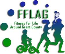Fitness for Life Around Grant County logo