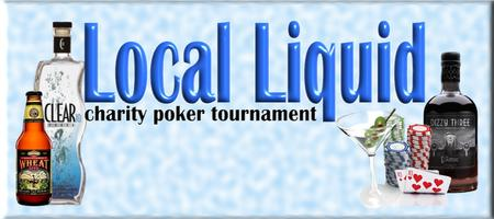 Local Liquid Poker Tournament: 2013