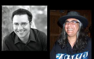 Richard Van Camp & David Groulx