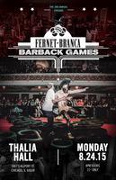 Fernet-Branca Barback Games 2015 - Chicago
