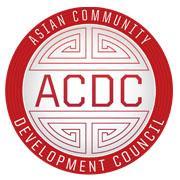 Asian Community Development Council (ACDC) logo
