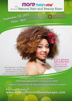 4th Annual More than Hair Natural Hair and Beauty Expo