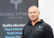Michael Muleta - Global Fitness Institute logo
