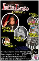 Latin Lingo Comedy Co. Night