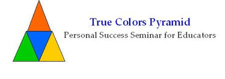 True Colors Pyramid: Personal Success Workshop for...