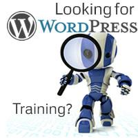 WordPress Training in Exeter September 2015