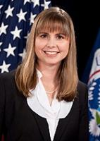 POSTPONED:  Luncheon with Catherine Emerson, CHCO, DHS