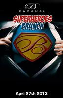 Bacanal Superheroes Brunch
