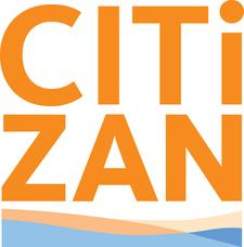 CITiZAN - Coastal and Intertidal Zone Archaeological Network logo
