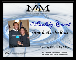 Gene & Marsha Redd Speak at Mount Moriah AME Church...