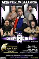 NRW Charged LIVE Pro Wrestling iTV Taping, Longmont CO