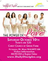 Power of Love Conference-Pittsburgh