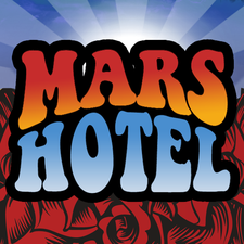Mars Hotel - Canada's Grateful Dead Tribute Band  logo