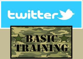 Twitter Basic Training