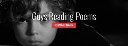 Guys Reading Poems Redux!