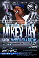 The United States Of Mikey Jay Tour FarmVille VA Editio...