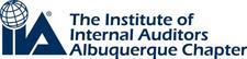 The IIA Albuquerque Chapter logo