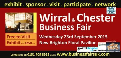 Wirral and Chester Business Fair 2015