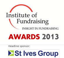 Book now for the Insight in Fundraising Awards 2013 Gala Dinner...